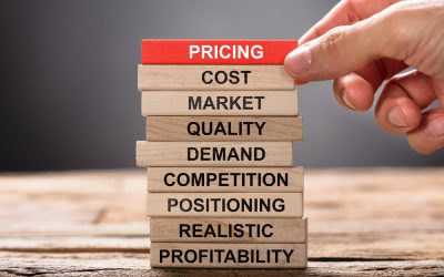 Getting Your Pricing Right