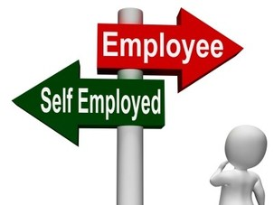 self employ or employ?