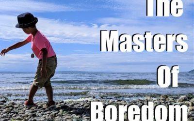 Internal ways to cure that boredom feeling
